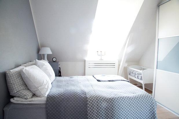 Skandinavisk Soveværelse by Fotograf Camilla Stephan