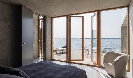 Ein minimalistischer Backstein-Traum an der Küste Dänemarks