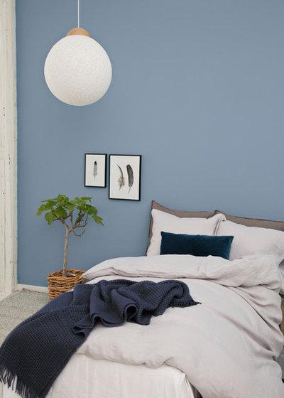 Skandinavisk Soveværelse by Maros - fotografi . grafisk design . galleri