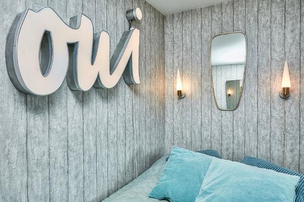 Retro Soveværelse by Fotograf Camilla Ropers
