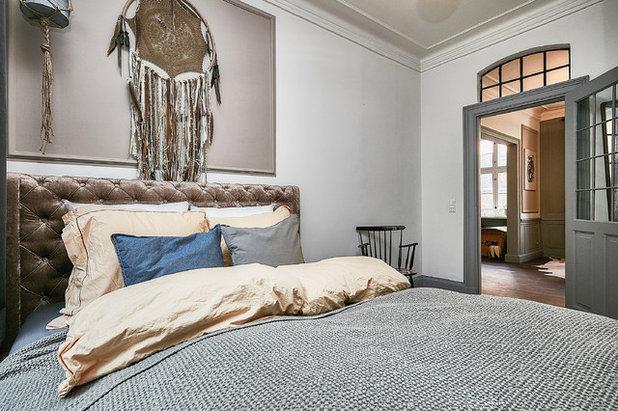 Eklektisch Schlafzimmer by Fotograf Camilla Ropers