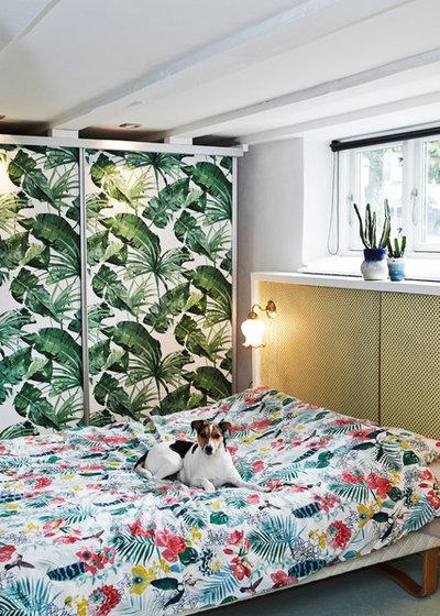 Eklektisch Schlafzimmer by Mia Mortensen Photography