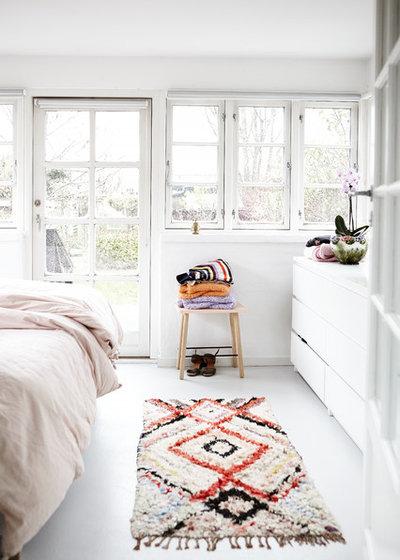 Skandinavisch Schlafzimmer by Mia Mortensen Photography