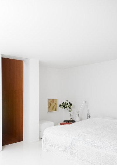 Moderne Soveværelse by Mia Mortensen Photography