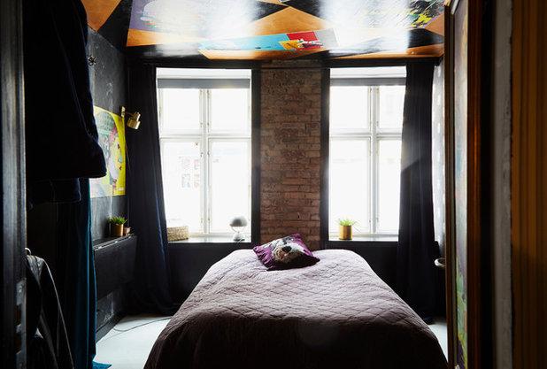 Ecléctico Dormitorio by Rasmus Malmstrøm/ Kopenhagen Collective
