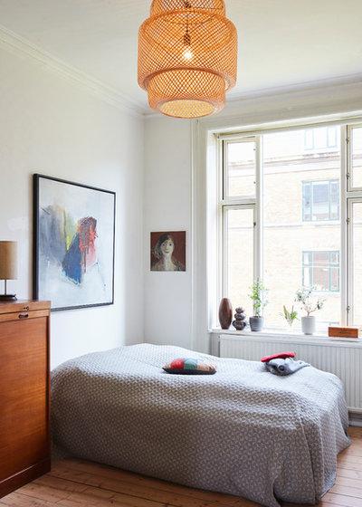 ミッドセンチュリー 寝室 by Rasmus Malmstrøm/ Kopenhagen Collective