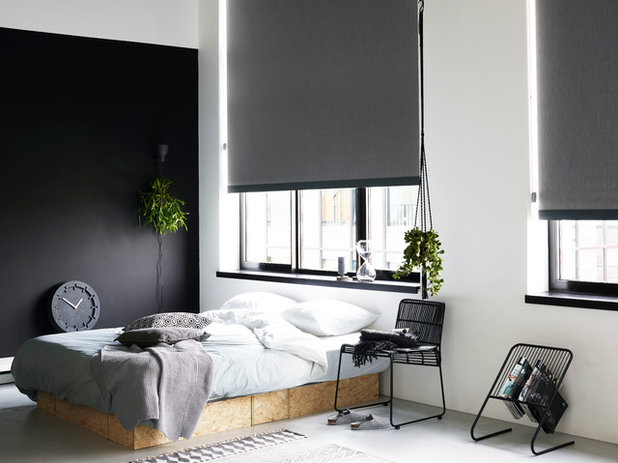 Contemporary Bedroom by Living Art A/S