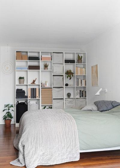 Scandinavian Bedroom by A little story