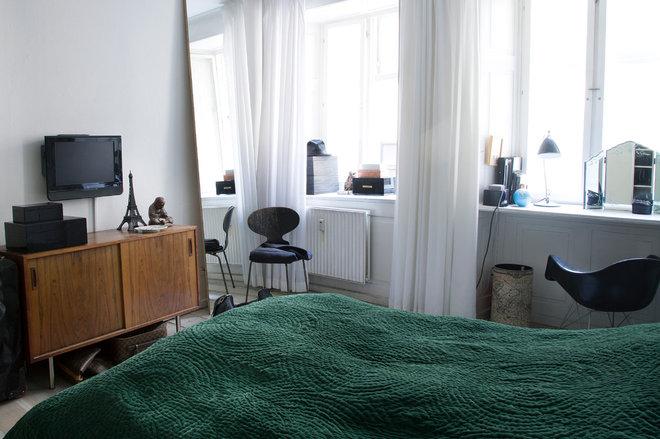 Skandinavisk Sovrum by Fotograf Camilla Stephan