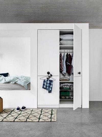 Skandinavisch Schlafzimmer by Kvik Denmark