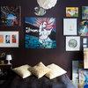Houzz Tour: Østerbro-hjem fyldt med kunst – og galleri i stuen
