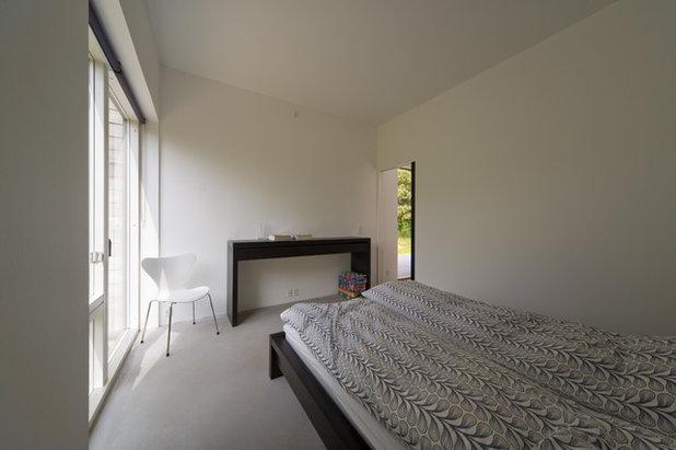 Skandinavisk Soveværelse by SITE ARKITEKTER