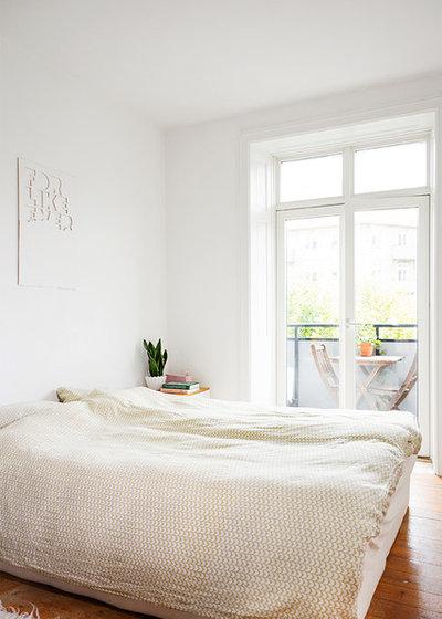 Skandinavisk Soveværelse by A little story