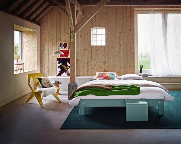 Eklektisk Soveværelse by Sengeexperten A/S