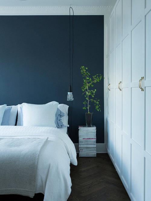 Danish bedroom photo in Copenhagen