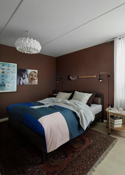 Indretningsstylisten gav sit eget soveværelse en sprød makeover