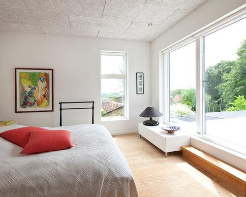 Moderne soveværelse - Houzz