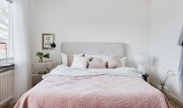 Skandinavisch Schlafzimmer By Stylingfabriken