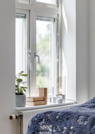 Skandinavisch Schlafzimmer by REVENY