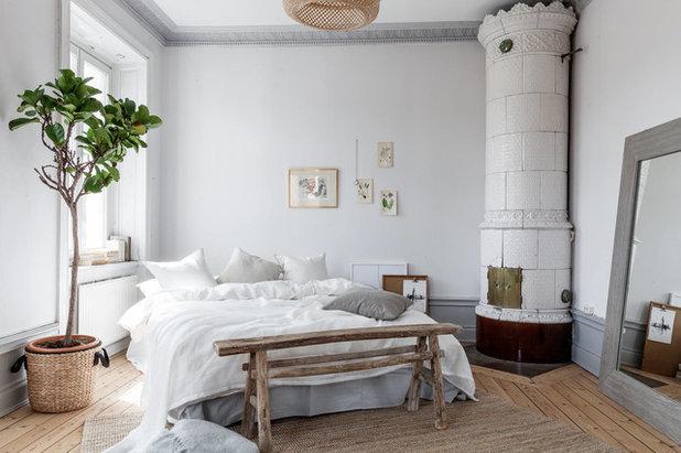 Skandinavisch Schlafzimmer by Navier Decor