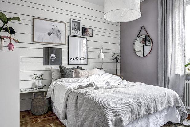 Scandinavian Bedroom by Line Sandberg