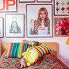 13 sovrum som kommer att få dig att vilja välja färg