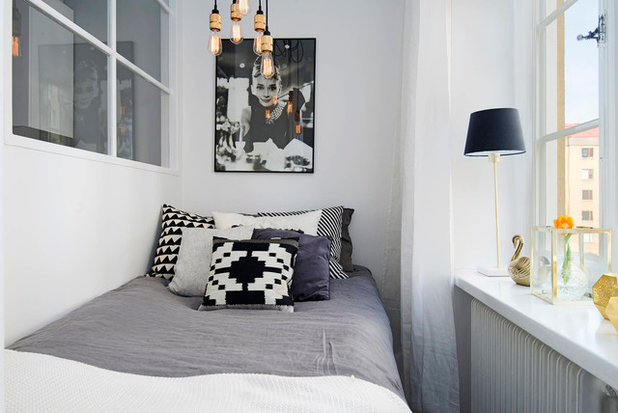 Scandinavian Bedroom By Stylingbolaget