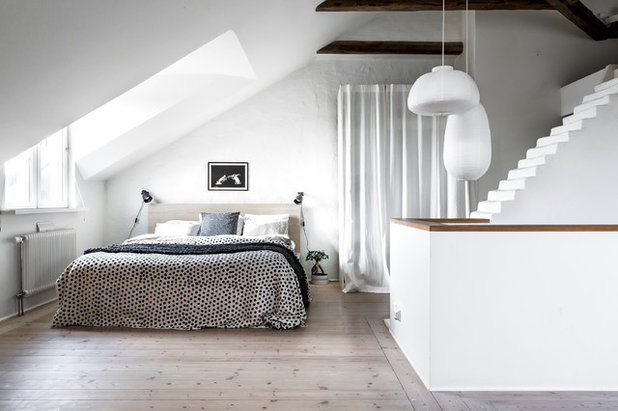 Scandinave Chambre by simplerphoto