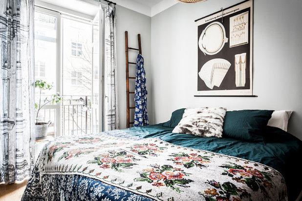 Éclectique Chambre by simplerphoto