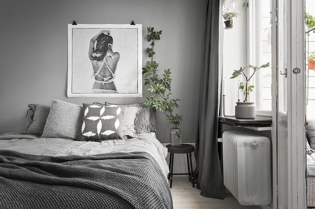 Scandinavo Camera da Letto by Scandinavian Homes 9e42037e51f1