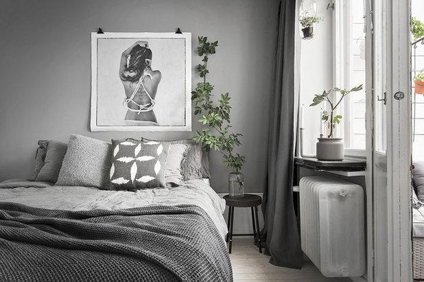Scandinavian Bedroom by Scandinavian Homes