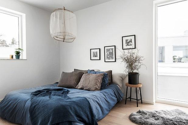 Skandinavisch Schlafzimmer by Scandinavian Homes