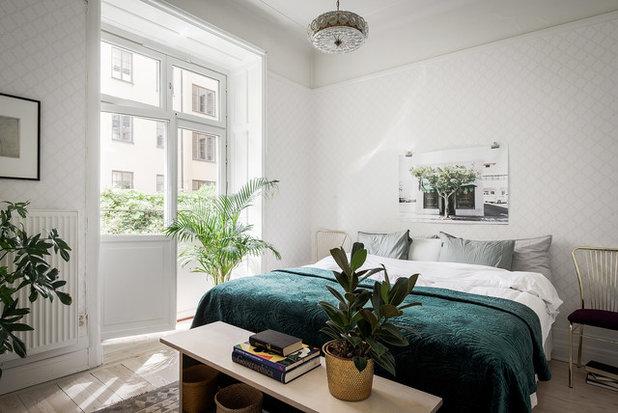 Scandinavian Bedroom by Esteriör