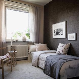 Inspiration för ett minimalistiskt sovrum