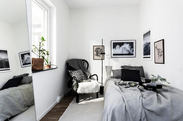 Skandinavisk Sovrum by dream design sthlm