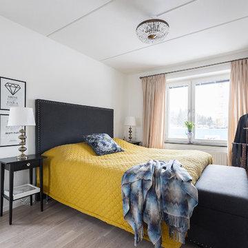 Fotografering av lägenhet inför försäljning
