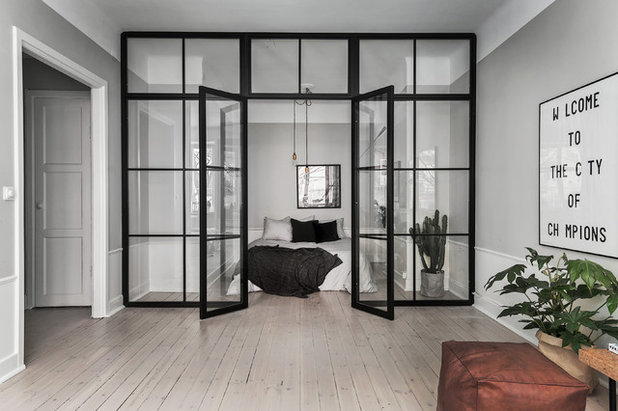 Skandinavisk Sovrum by Scandinavian Homes