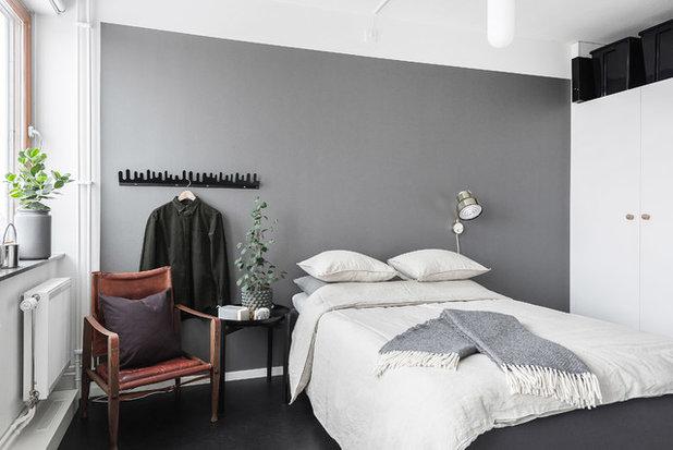Scandinavian Bedroom by Skenbild Produktion, Fotograf Ingemar Edfalk