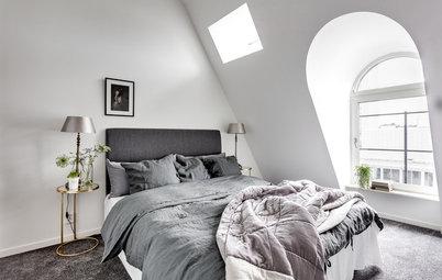 8 tips för att få ditt sovrum att se lyxigt ut