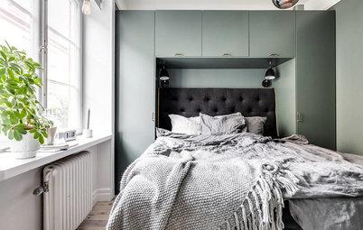 9 aménagements astucieux pour optimiser une petite chambre