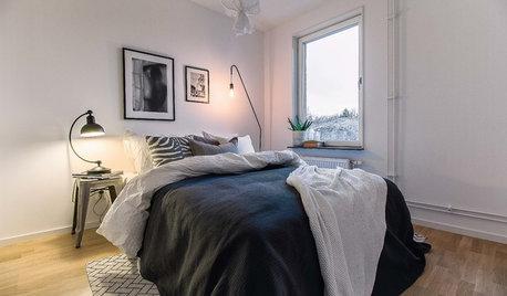 Utraditionelle sengelamper – 6 spændende typer lys i soveværelset