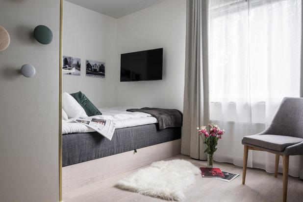Houzz Call: Was halten Sie vom Fernseher im Schlafzimmer?