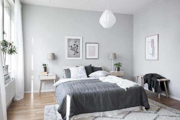 Scandinavian Bedroom by Herder Home