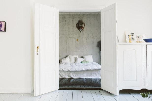 Scandinavian Bedroom by Nadja Endler   Photography