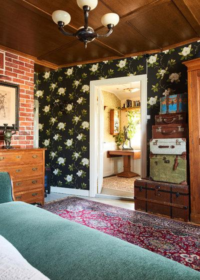 Eklektisch Schlafzimmer by Studio Dittmer
