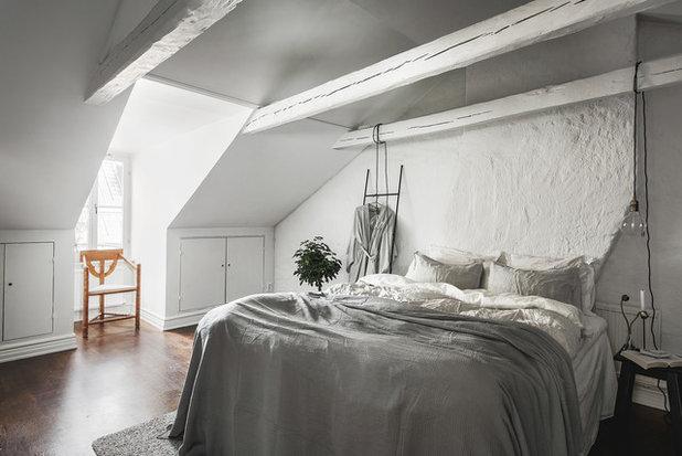 Scandinavian Bedroom by Stylescale
