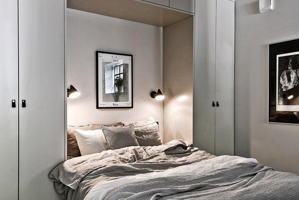 Scandinavian Bedroom by Intro