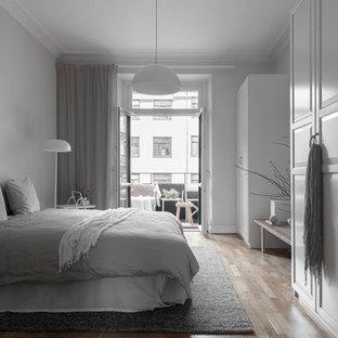 Idéer för ett nordiskt sovrum