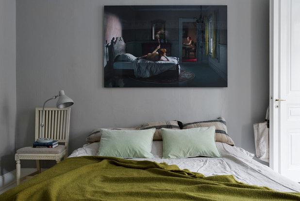 Dipingere Parete Dietro Il Letto : Come decorare la parete dietro al letto