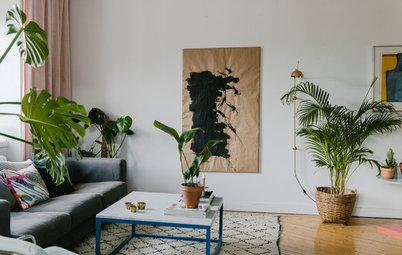 My Houzz: Roadside Finds and Original Designs Make a Unique Home